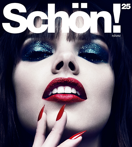 Schön! 25   Eva Doll   #Drama