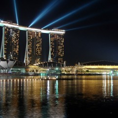 Marina Bay Sand / Singapore