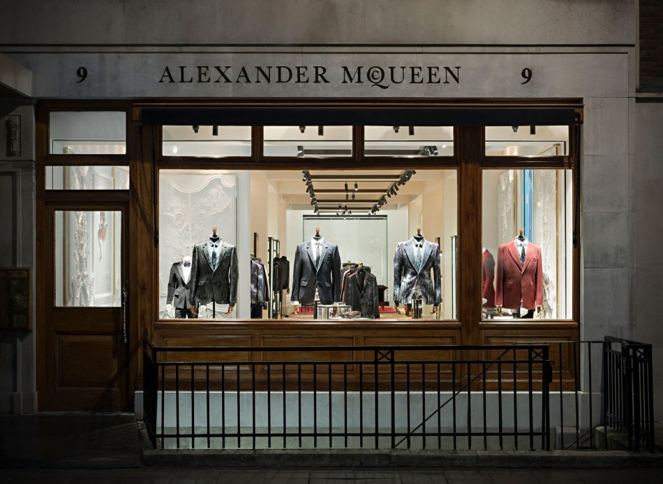 Images / Copyright by Alexander McQueen