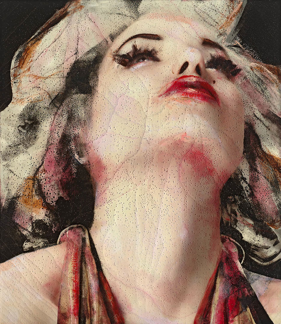 Lita Cabellut / Marilyn