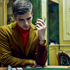 Casino Royale / River Viiperi for Hugo Boss