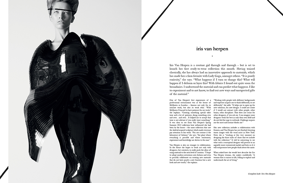 photographer. rasmus mogensen fashion editor. laurent dombrowicz words. lukas grout