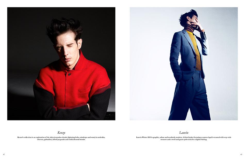 Photography / Paul Scala  Fashion Editor / Kay Korsh