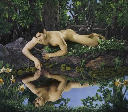 Narcisse (modèle : Matthieu