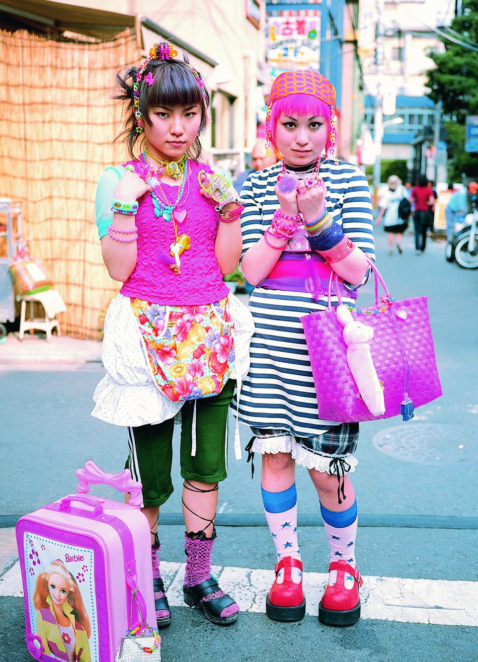 Фото японских тинейджеров 26 фотография
