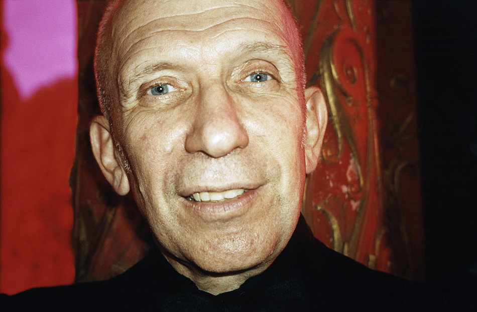 Jonas Unger, Jean Paul Gaultier, Galerie Derouillon