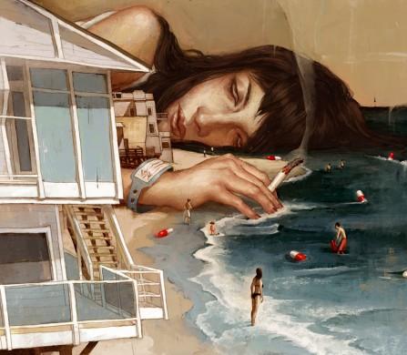 Malibu Times by Rory Kurtz