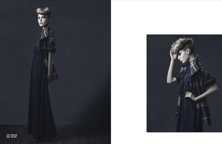 Coat / Elevenses Dress / Ric Rac