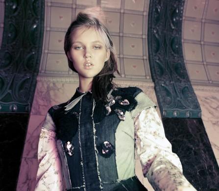 Jumpsuit / Dior Dress / Bottega Veneta