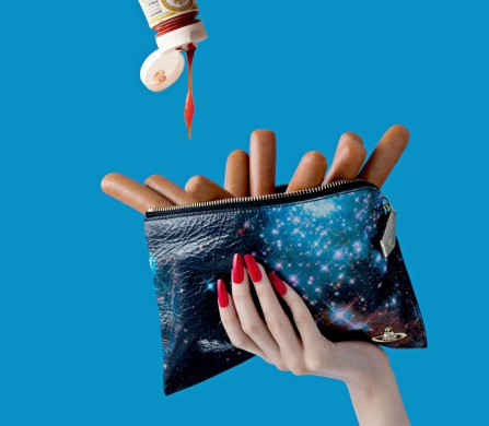 Clutch / Vivienne Westood @ Selfridges