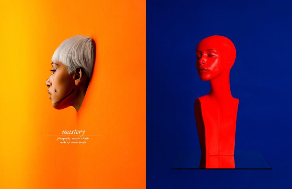 Designer Lift / Giorgio Armani Kajal D'Orient Faux Lash Mascara / Laura Mercier Opposite Rouge Allure Nr. 98 / CHANEL