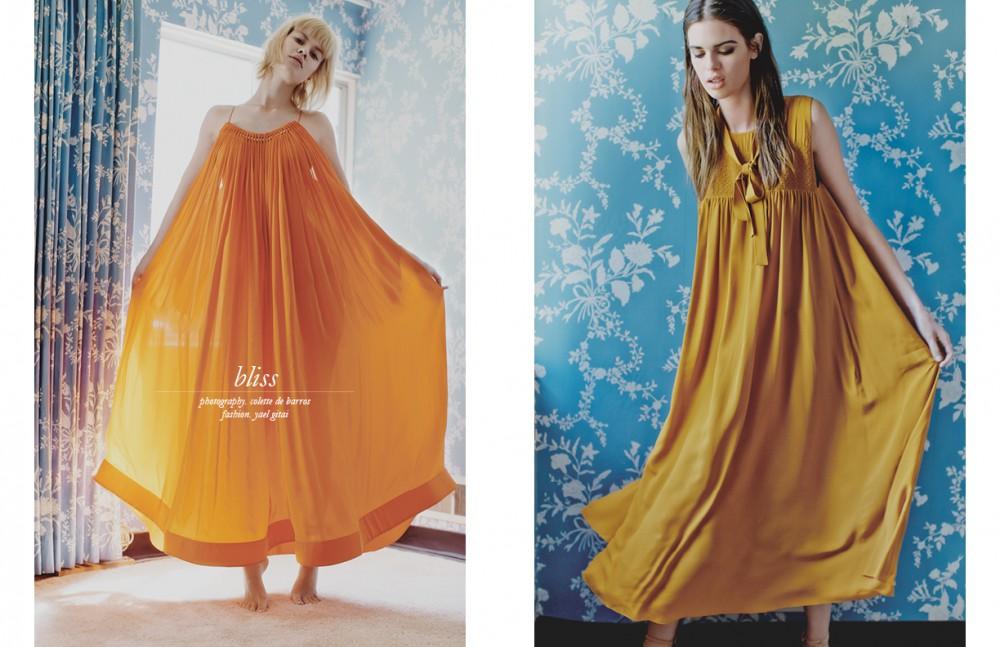 Dress / Stella McCartney Opposite Dress / AZEEZA
