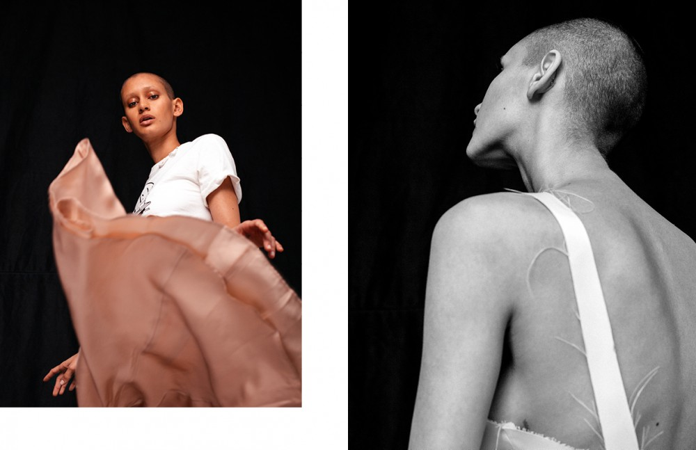 T-Shirt / Assembly New York Dress / rag & bone Opposite Dress / Olya Kosterina