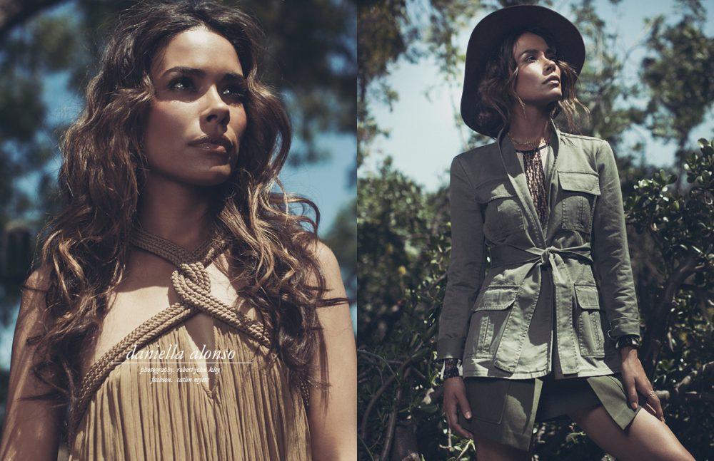 Dress / Jay Ahr Opposite Hat / Rag & Bone Jacket / Marissa Webb Skirt / Barbara Bui Necklace / Mara Carrizo Scales Necklace / Maya Brenner Lariat / Jacquie Aiche
