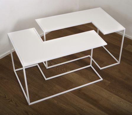 L Double Table 4