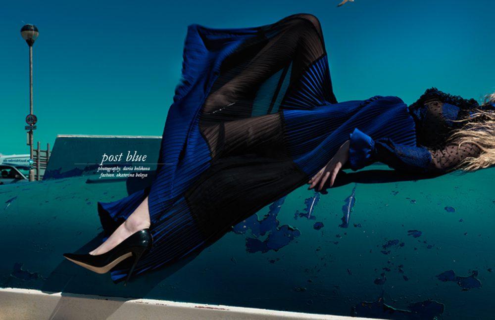 Dress / Three Floor Shoes / Manolo Blahnik Scarf / Liberty