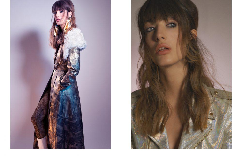 Total look / Véronique Leroy Opposite Jacket / Schott