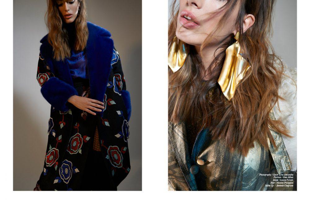 Total look / Emanuel Ungaro Tights / Wolford