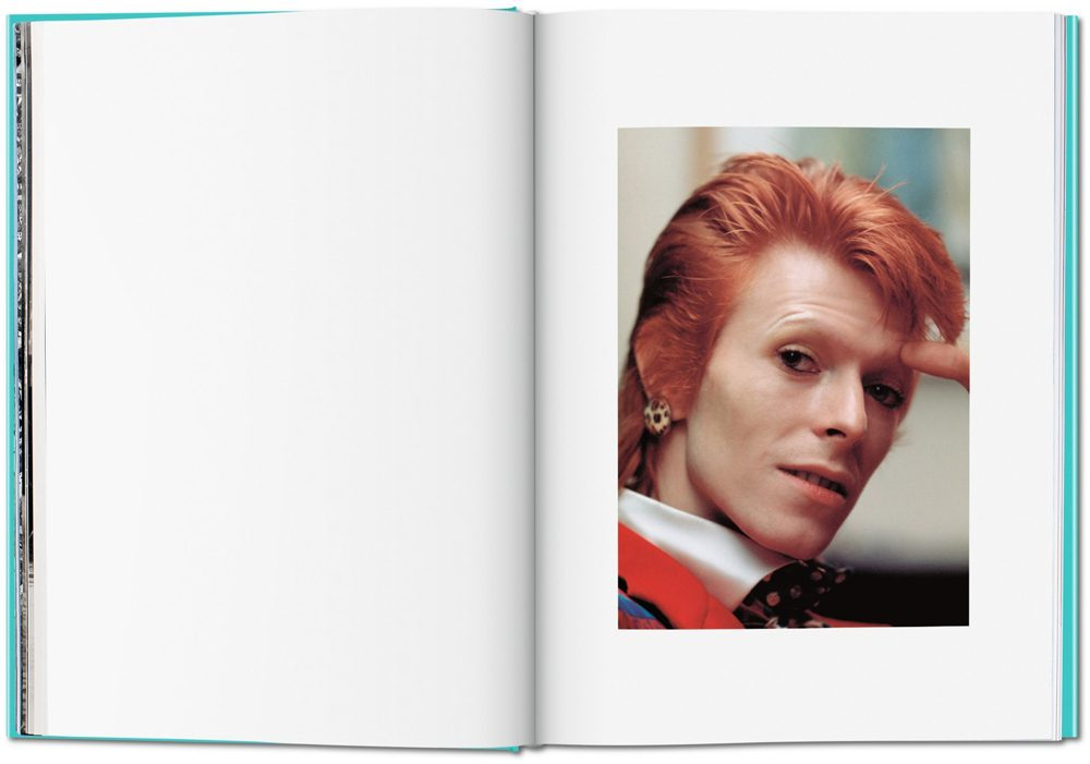 Photography by Mick Rock. Image courtesy of Taschen