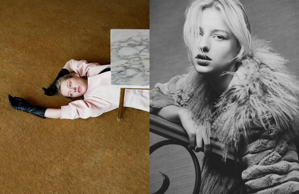 Coat / Chacok Gloves / Reliquiae Top / Alexander Wang X H&M Opposite  Coat / Divisa