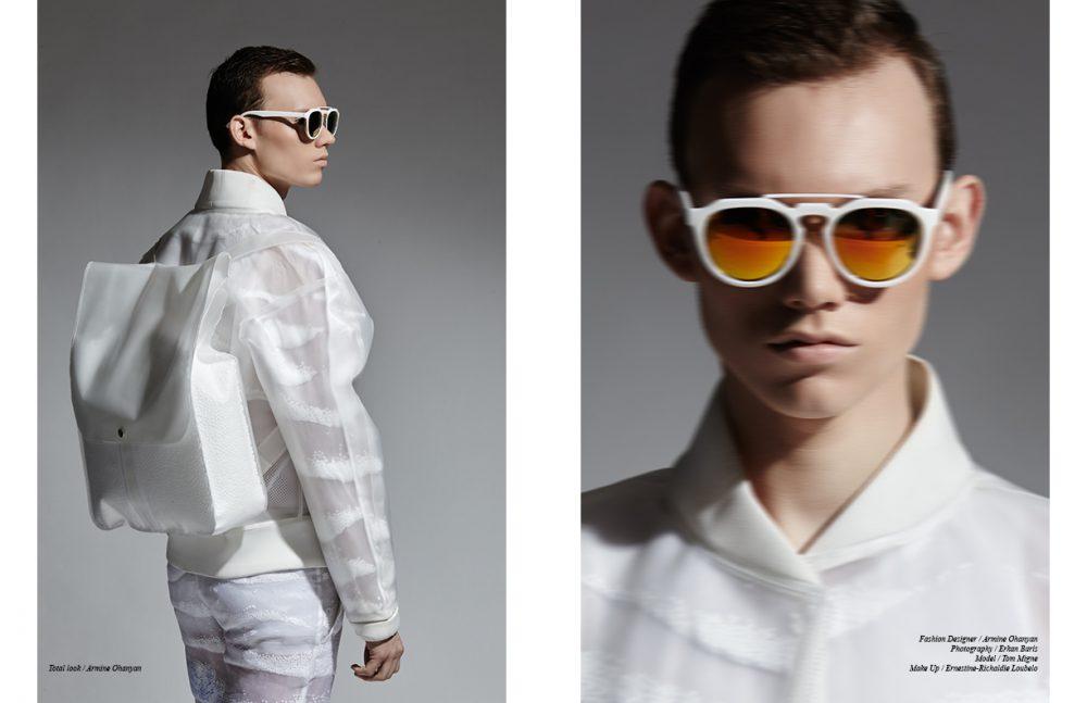 Total look / Armine Ohanyan