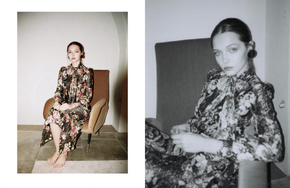 Dress / YSL Jewels / Prada