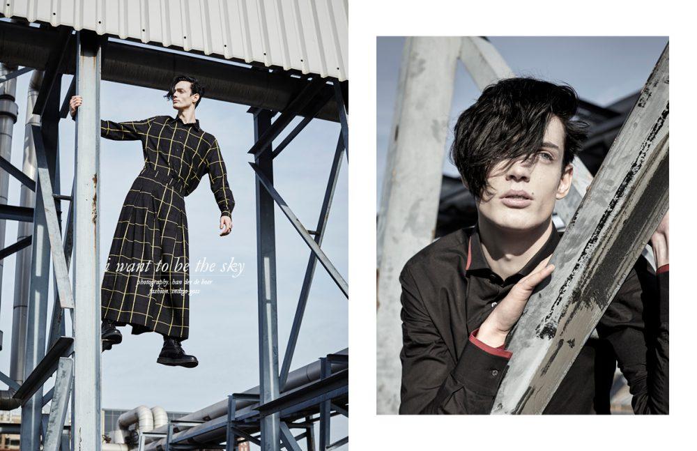 Shirt & Trousers / McQ Boots / Cerruti 1881 Opposite Shirt / Philipp Plein