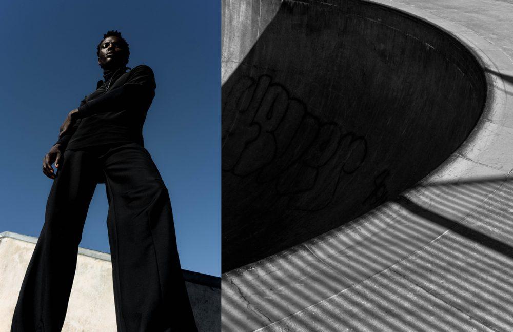 Shirt / Jil Sander (Archive) Trousers / Raf Simons (Archive)