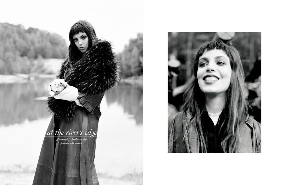 Shirt / Celine Coat / Off-White Fur / Dries Van Noten Homme Opposite Jacket / Julien David Under Jacket / Prada