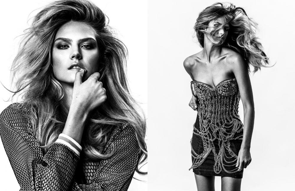 Jacket / Vivienne Tam Opposite Dress / Laurel DeWitt