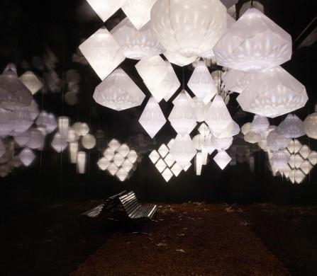 Digital Crystal / Swarovski at the Design Museum