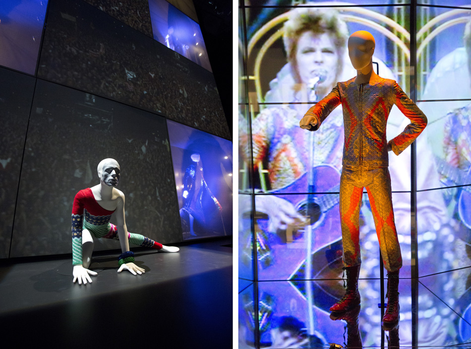 David Bowie is  23 March 11 Aug 2013 Victoria and Albert Museum, London