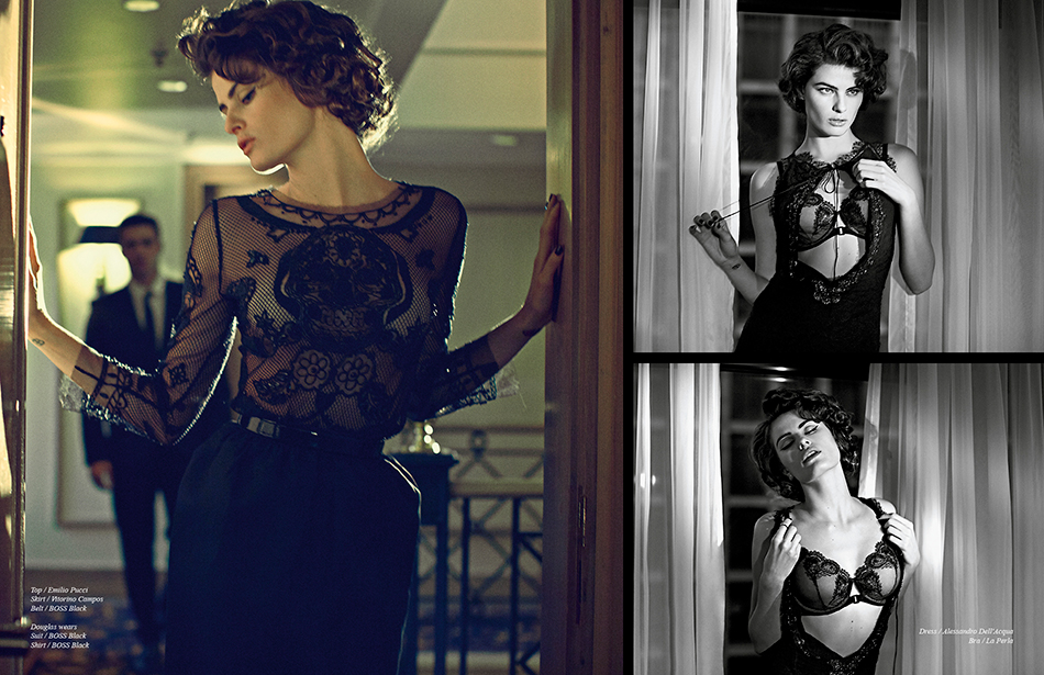 Supreme Rocket Productions presents Isabeli Fontana by Gustavo Zylbersztajn