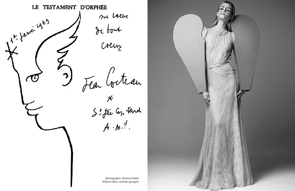 Photography / Thanassis Krikis @ terrietanaka.com Fashion Editor / Nicholas Georgiou