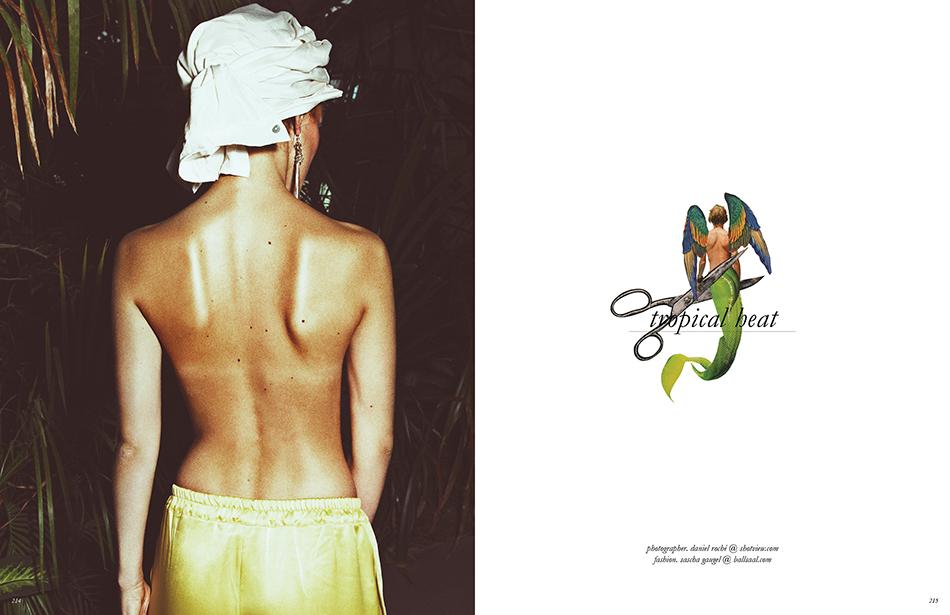 Photography/ Daniel Roché Styling / Sascha Gaugel