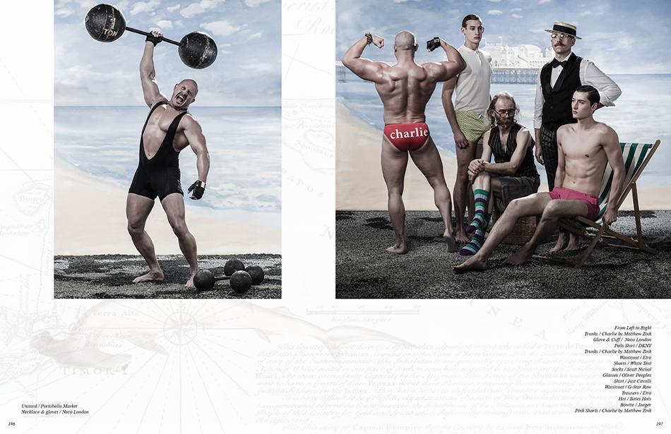 Photography / Bernd Ott Styling / Deborah Latouche