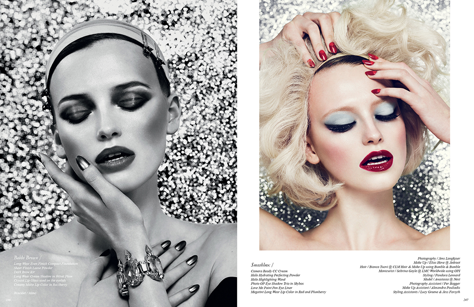 Photography / Jens Langkjaer Make Up / Elias Hove