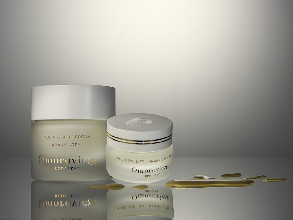 Omorovicza Gold Rescue Cream Omorovicza Gold Eye Lift Photography / Mitch Payne