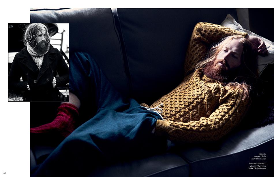 Photography / Diego Merino Styling / Georgina Hodson