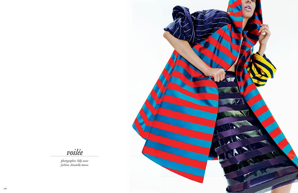 Photography / Billy Nava Styling / Donatella Musco