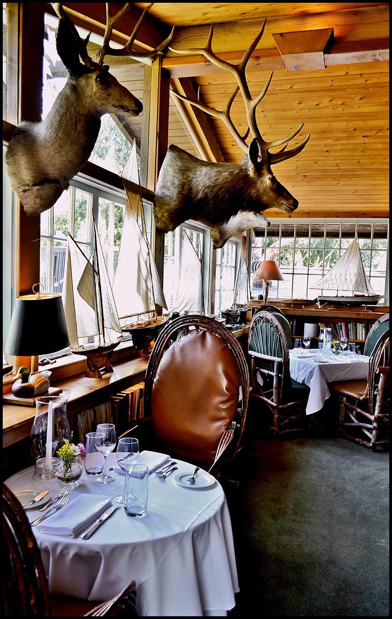 Image courtesy of Saddle peak Lodge