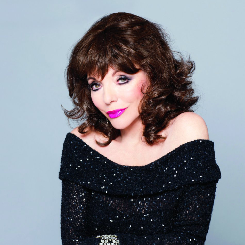 The Samantha / Joan Collins Wig Collection