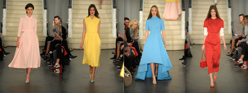 Emilia Wickstead SS14 Collection