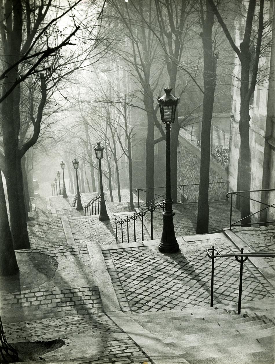 Montmartre, 1932.