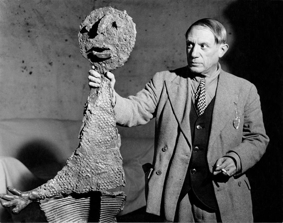 Picasso, Rue des Grands Augustins, 1930-40.