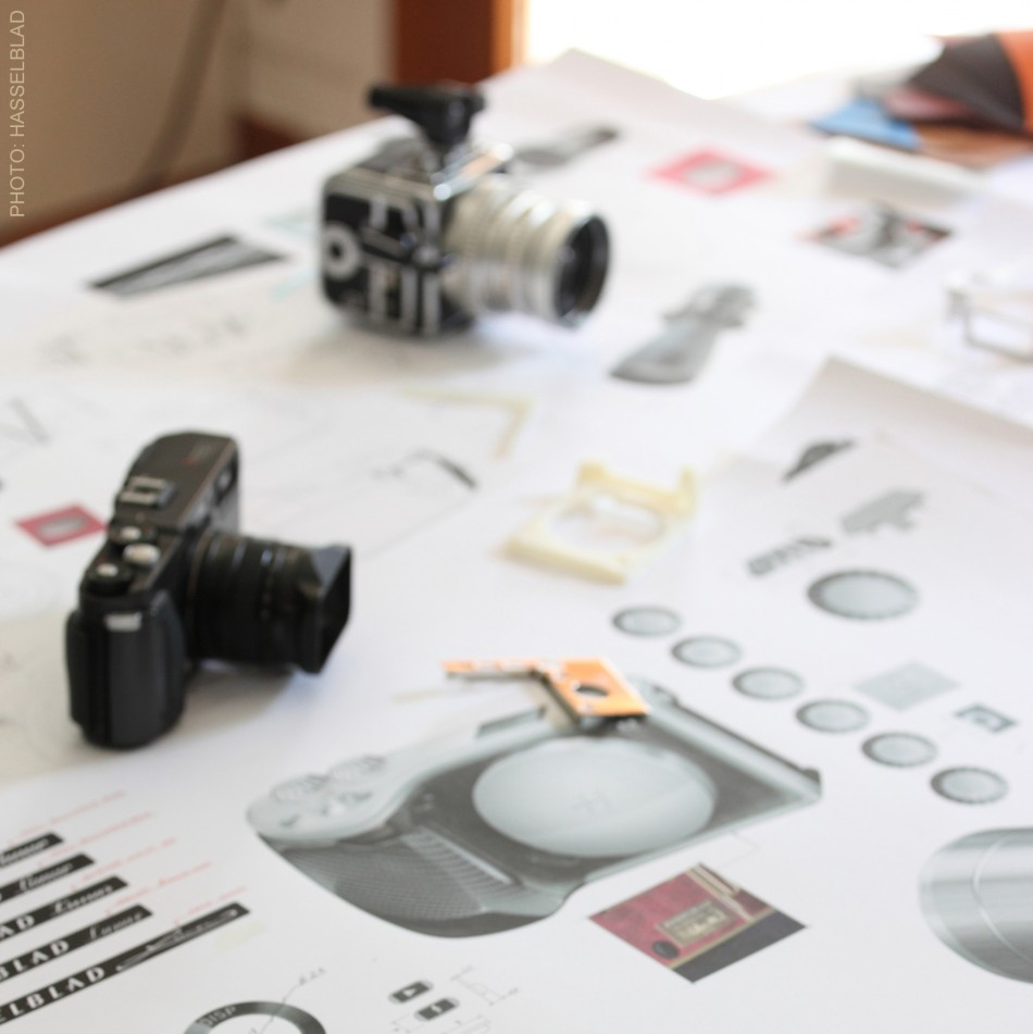 The Hasselblad Design Centre in Italy