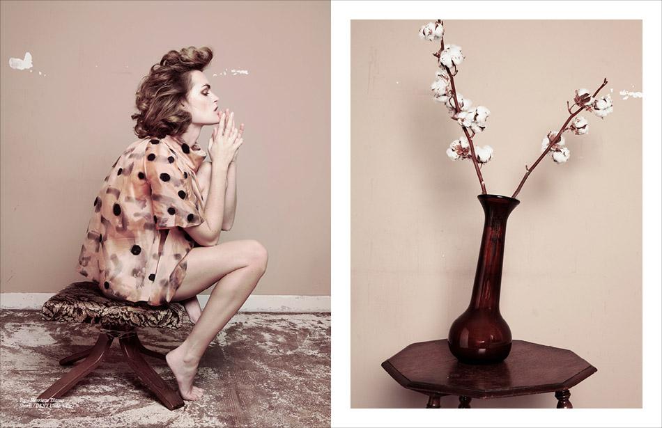 Top / Henriette Tilanus Shorts / DKNY Underwear