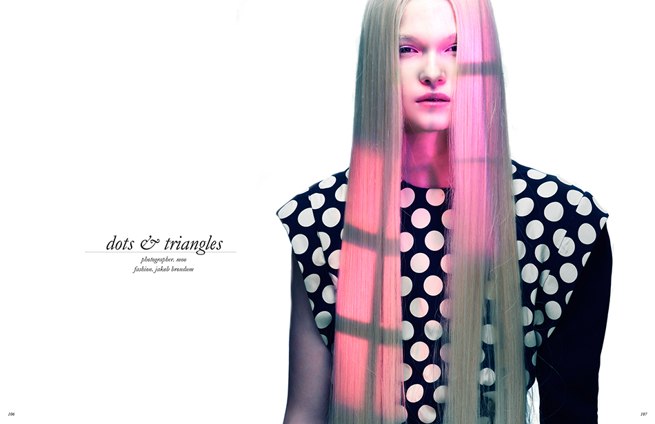 Photographer / Moo Fashion / Jakob Brondum Dress / Emanuel Ungaro