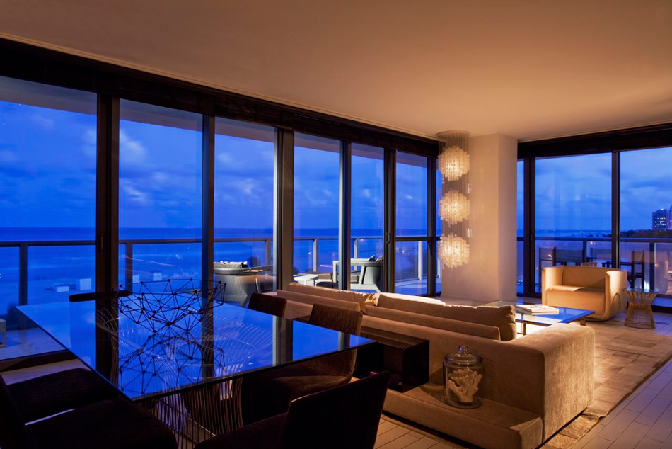The Suite at W South Beach / Turn the Lights Down Low