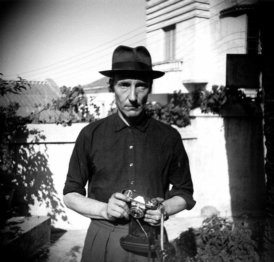 Original photograph by William S. Burroughs © Estate of William S. Burroughs